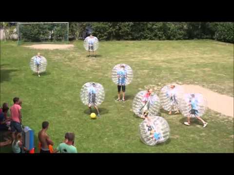 Bubbelvoetbal - De Kuilart