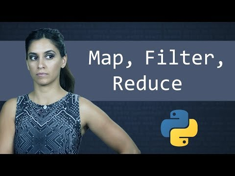 Map, Filter, and Reduce Functions  ||  Python Tutorial  ||  Learn Python Programming