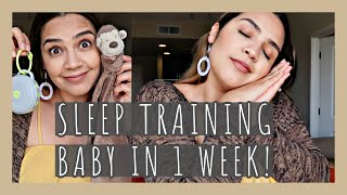 FERBER SLEEP TRAINING / SLEEP TRAINING 4 MONTH OLD / HOW TO SLEEP TRAIN A BABY / PART 1 SERIES
