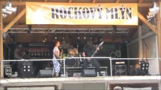 """Video GRACE - festival """"Rockový Mlýn"""" Vrchoslavice (28.6.2014)"""