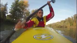 How to paddle: kayak technique