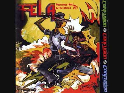 Fela Kuti (Nigeria 1975) – Confusion (Full Album)