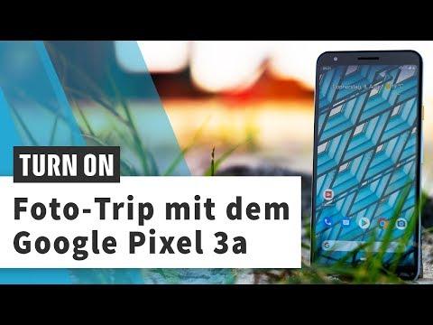 Camping mit dem Google Pixel 3a: Das Smartphone im Kamera-Check [+Gewinnspiel]