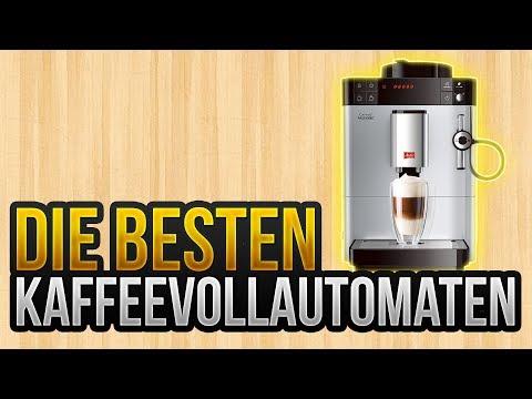 ⭐️Die besten Kaffeevollautomaten 2018 | TOP 5 Vergleich ►