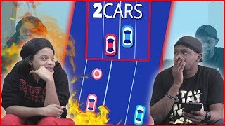 The Most SALTY She's Ever Been! - 2 Cars Gameplay