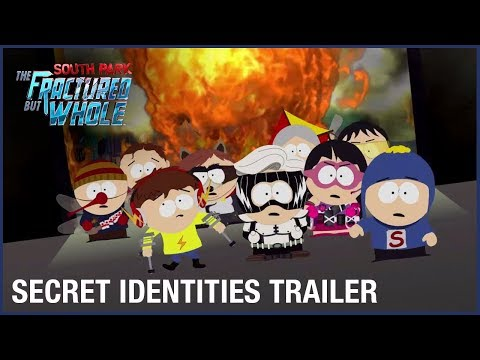South Park: The Fractured But Whole: Superhero Secret Identities | Official Trailer | Ubisoft [US] thumbnail