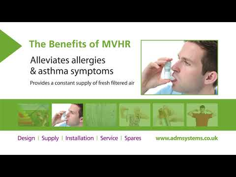 What Are The Benefits of an MVHR System?