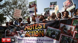 MJC march for suffering Rohingya in Myanmar