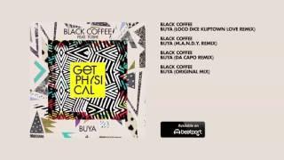 Black Coffee feat. Toshi - Buya (including Remixes by Loco Dice, M.A.N.D.Y., Da Capo)
