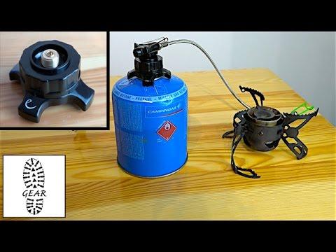Ventilkartuschen-Adapter von Edelrid