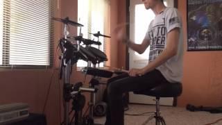 Carve Drum Cover- Dance Gavin Dance