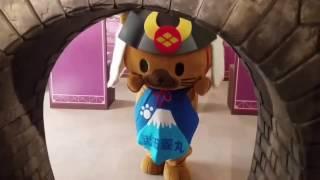 【武田菱丸】やまなし観光スポット紹介動画