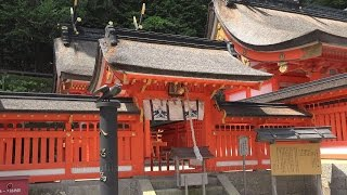 世界遺産・熊野三山を行く