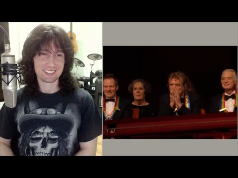 British guitarist analyses Heart's tribute to Led Zeppelin in 2012!
