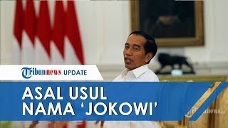 Video Asal Usul Nama Jokowi Diungkap oleh Warga Negara Perancis, Ternyata Berawal dari Ini