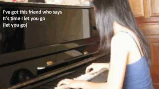 Charice- All That I Need To Survive (Piano Cover)