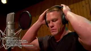 WWE 2K15: The Soundtrack [Wiz Khalifa & John Cena Studio Feature]