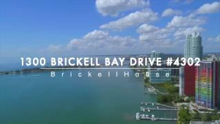 1300 Brickell bay Drive,  4302, Miami, FL 33131 |  BrickellHouse | Brickell Condos
