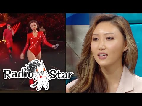 Hwasa's Costume Was A Hit!!! [Radio Star Ep 602]