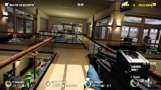 Payday 2 (PC) - Multiplayer Gameplay Mallcrasher