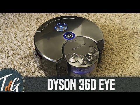 Dyson 360 Eye, el FERRARI de los robots aspiradores