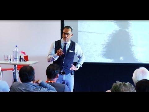 Lezing van Peter Ros tijdens de Week van de Ondernemer Enschede