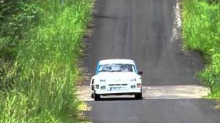 preview picture of video '1er Rallye Ronde de Sainte Rose 2ème passage Rallye Réunion (by Laurent)'