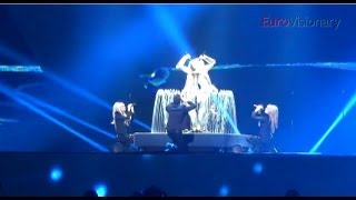 Jedward - Waterline - 3D - Eurovision Song Contest - Ireland 2012 - Semi-final 1