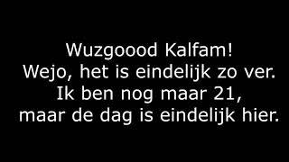 Nu Al Miljonair   Karaoke   Kalvijn
