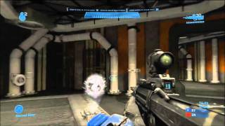 Halo Reach Gameplay: TS on Countdown (Korross PoV VS Power Gaming)