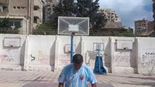 preview picture of video 'افضل مهارات كره سله  فى مصر   N.B.A  basketball'