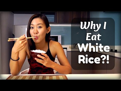 Video Why I Eat White Rice?! Unhealthy Diet?