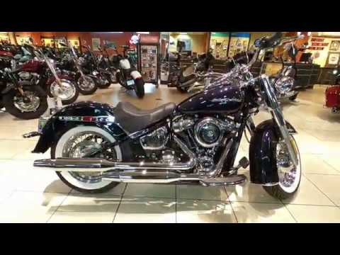 2020 Harley-Davidson HD FLDE Softail Deluxe