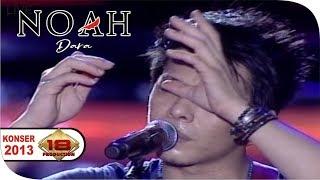 KONSER - NOAH - DARA - ARIEL MENANGIS DI LAGU INI (LIVE KONSER BEKASI 20 JANUARI 2013)