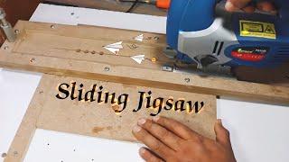 Building A Jigsaw Table Cutting Station - Jigsaw Table Cutting Station