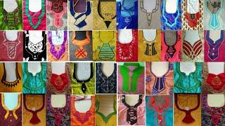 101 Latest Churidar Neck Designs Collection    Cotton Suit Neck Designs 2019    Gale Ke Design