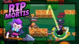 MORTIS.EXE Stopped Working...