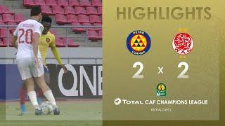CL CAF : Atlético Petróleos 2-2 Wydad Athletic Club