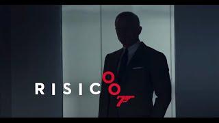Bond 25: RISICO - Trailer #2 [HD-1080p] [Fan Made]
