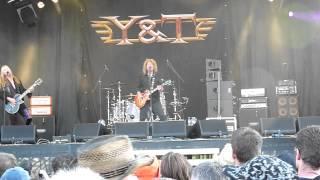 Y&T-Blind Patriot 2012 Seebronn Rock of Ages
