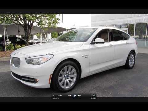 2011 BMW 550i Gran Turismo xDrive Start Up, Exhaust, and In Depth Tour