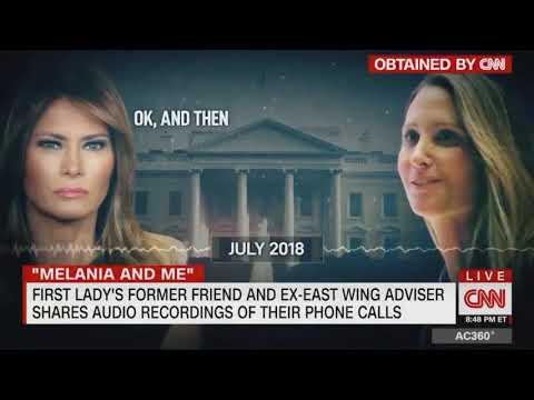 LEAKED Melania Trump Audio Tapes Reveal The DARK TRUTH About Melania Trump....