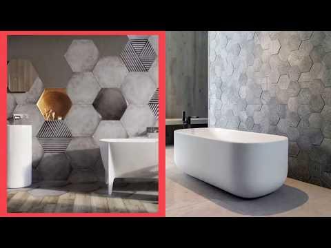 Bathroom Tiles Trends 2018