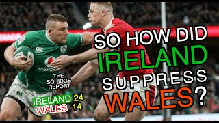 Two old rivals under new regimes. One apparently up and firing, the other somewhat faltering. So how did Ireland execute against Wales, and what do the Welsh need to work on ahead of round three?  If you've enjoyed any of the channel's content, you can also support Squidge Rugby on Patreon by visiting https://www.patreon.com/SquidgeRugby, so I can get to place to do thing.  And if you fancy a game of Touch, 7s, Five a Side, or frankly anything else with other fans of the channel, head to https://go.findplay.it/squidge-rugby or download the Find A Player app, and enter the code SQUIDGE to link up with other fans of the channel!  Join The Squidge Rugby League on Superbru and prove once and for all that you know more about rugby than me! You can find the pool here: https://www.superbru.com/sixnationsfantasy/pool.php?p=12201597 or by downloading the Superbru app and searching for the pool with code 'daubsuit'.