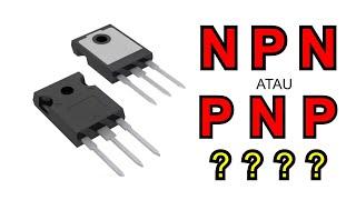Download Video Cara Membedakan Transistor NPN dan PNP MP3 3GP MP4