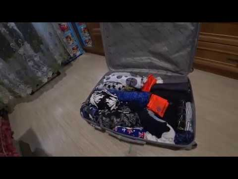 Влог/Собираю чемодан в Турцию