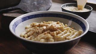 """Macaroni"" - A Recipe From 1784"
