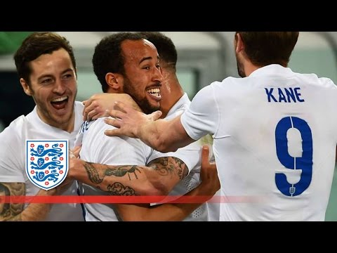 Italy 1-1 England | Goals & Highlights