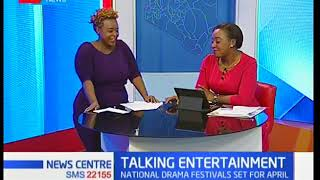 Talking Entertainment: National Drama Festivals set for April