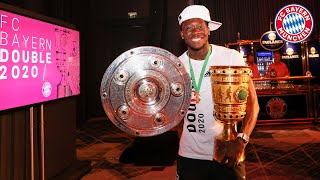 How Bayern celebrated in Berlin